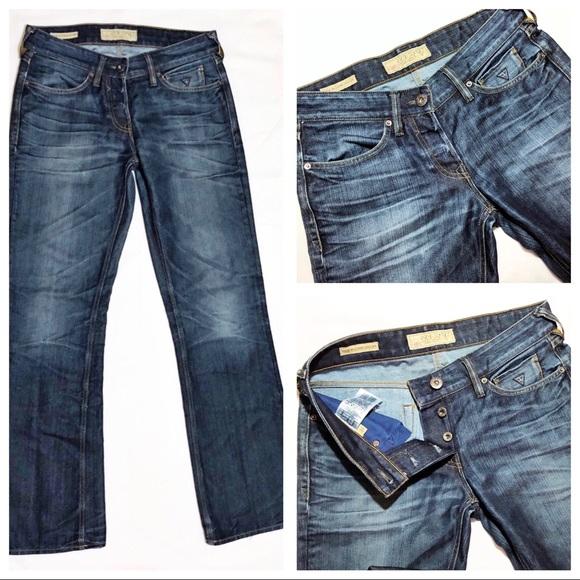 c125bde7d20 Guess Other - Men's GUESS Falcon Classic Bootcut Jeans